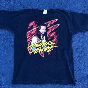 Vintage Travis Tritt 1997 Tour T shirt